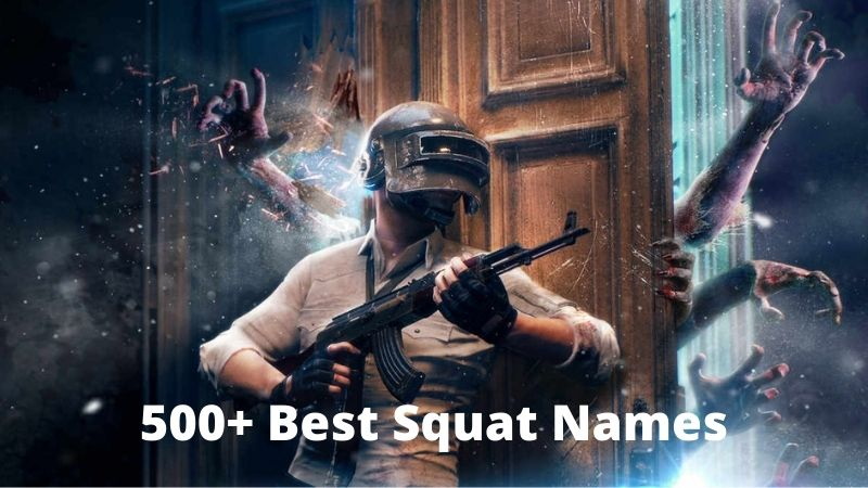 PUBG Squad Names [2021] Updated 1500 Squad Names For Boys & Girls