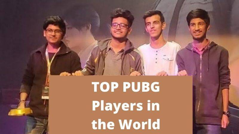 Best PUBG Player in the World 2021 – Top 10 PUBG Players [Updated]